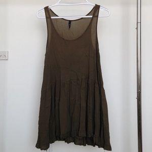 Free People Style Tank Dress Size S